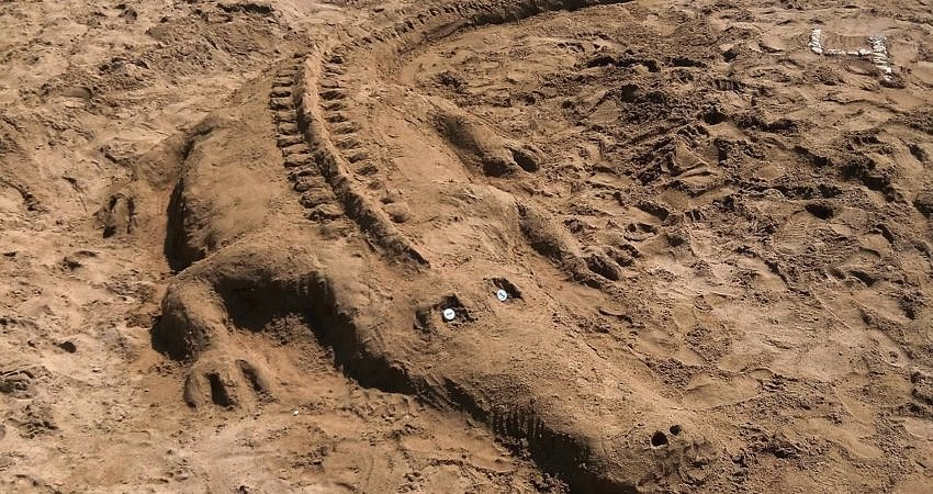 Конкурс песочных фигур