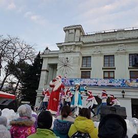 20171223 163922 270x270 Санта Клаус отдыхает   на арене Дед Мороз