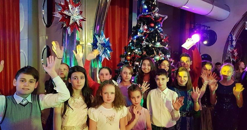 «Новогодняя елка в Москве»
