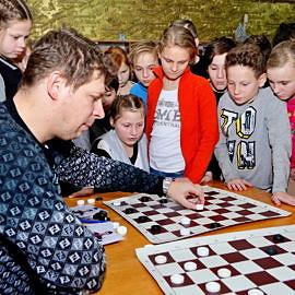 C 4429 270x270 Шахматно шашечный кружок Белая ладья