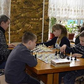 DSC9737 270x270 Шахматно шашечный кружок Белая ладья