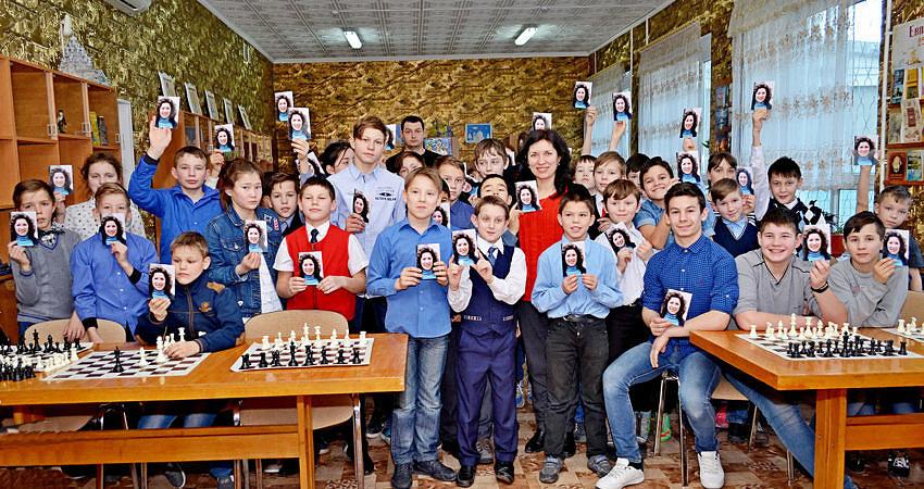 Мастер-класс от международного гроссмейстера