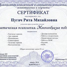 Pugach Rita Mihajlovna assotsiatsia zimnij marafon 20182 270x270 Достижения сотрудников