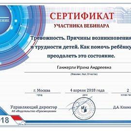 vebinar 270x270 Достижения сотрудников