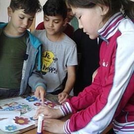 20180501 094104 270x270 Коллективное творчество детей — «Первомай»