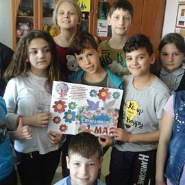 20180501 094256 1 270x270 Коллективное творчество детей — «Первомай»