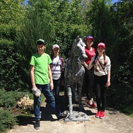 IMG 6339 270x270 Увлекательное путешествие в сафари парк!