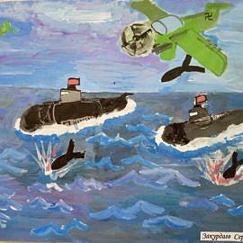 P80507 174345 270x270 Выставка творческих работ «День Победы»