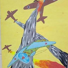 P80507 174424 270x270 Выставка творческих работ «День Победы»