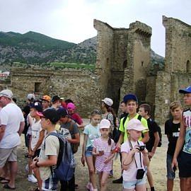 DSC01957 270x270 Экскурсия в «Генуэзскую крепость»