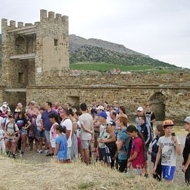 DSC01960 270x270 Экскурсия в «Генуэзскую крепость»