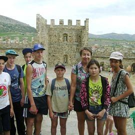 DSC01961 270x270 Экскурсия в «Генуэзскую крепость»