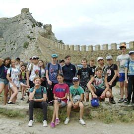 DSC01970 270x270 Экскурсия в «Генуэзскую крепость»