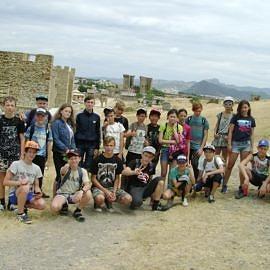 DSC01976 270x270 Экскурсия в «Генуэзскую крепость»