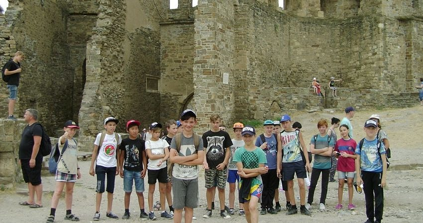 Экскурсия в «Генуэзскую крепость»