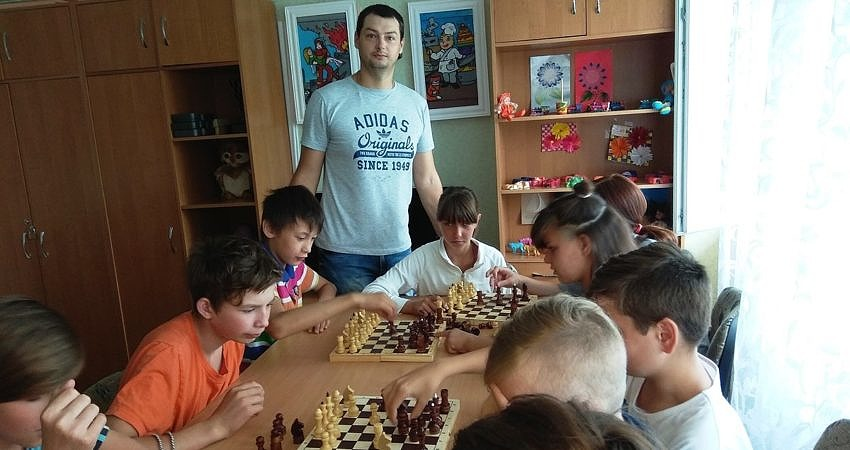 Cоревнования по шахматам