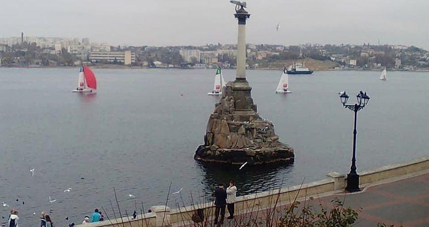Поездка в город-герой Севастополь накануне Дня народного единства