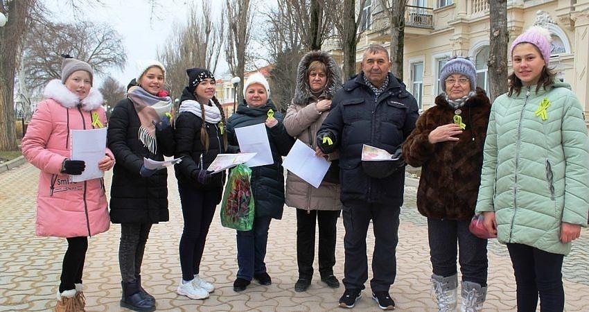 «Ленточка Ленинградской победы»