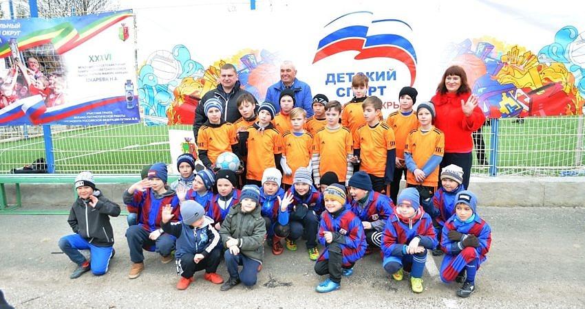 Турнир памяти Николая Александровича Токарева