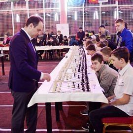 DSC2343 270x270 Шахматно шашечный кружок Белая ладья