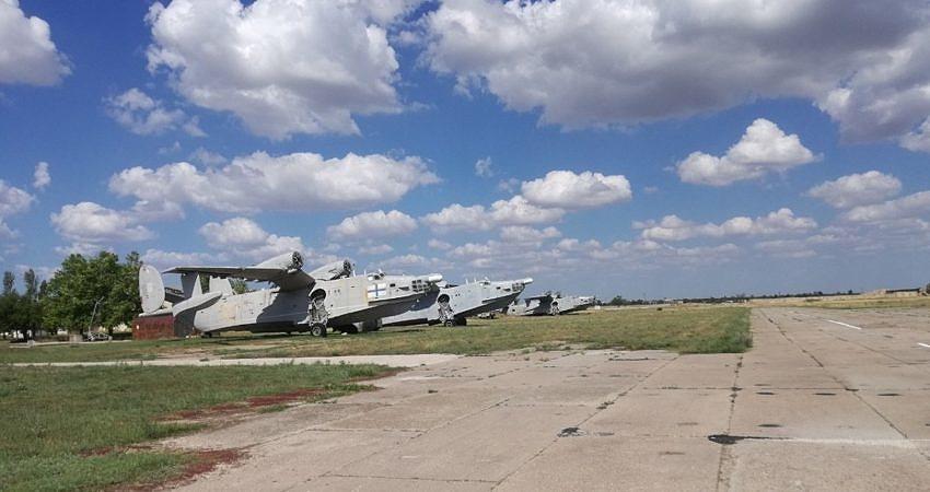 Экскурсия на авиаремонтный завод