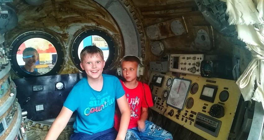 Экскурсия в Центр дальней космической связи