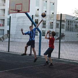IMG 0415 270x270 Соревнования по баскетболу