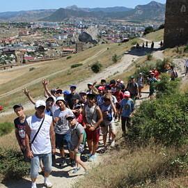 IMG 9880 270x270 Походы экскурсии по историческим местам Крыма