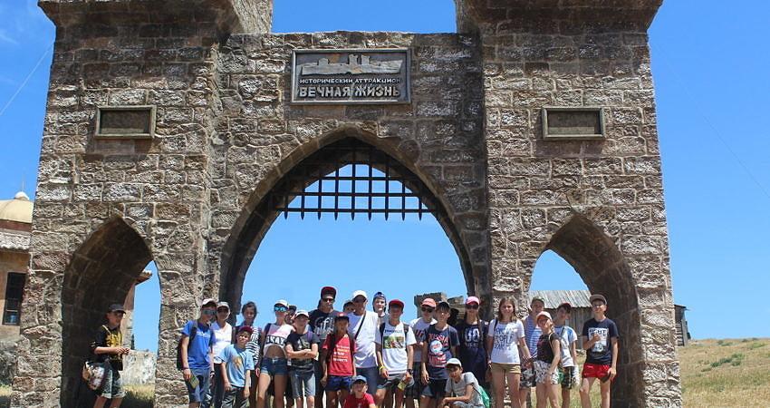 Походы-экскурсии по историческим местам Крыма