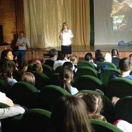 IMG 1205 270x270 Встреча воспитанников Центра с представителями ГИБДД