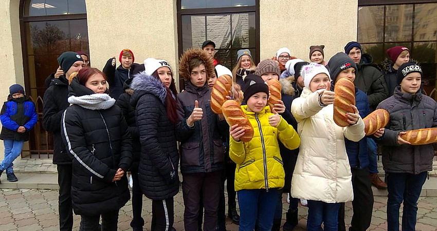 Хлеб — всему голова