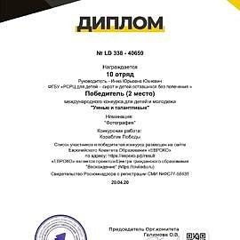 diplom soch o 270x270 Достижения обучающихся
