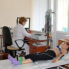 9. kabinet funktsionalnoj diagnostiki 270x270 Лечение