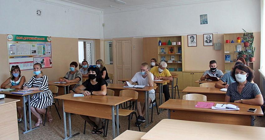 Школа молодого педагога начала работу!
