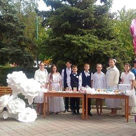 12 270x270 Благотворительная акция Белый цветок