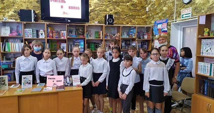 В нашей библиотеке