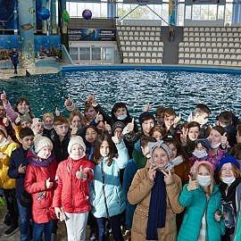 IMG 4892 1 270x270 Посещение дельфинария