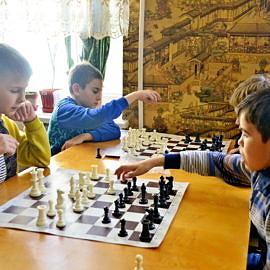 DSC0049 270x270 Шахматно шашечный кружок Белая ладья
