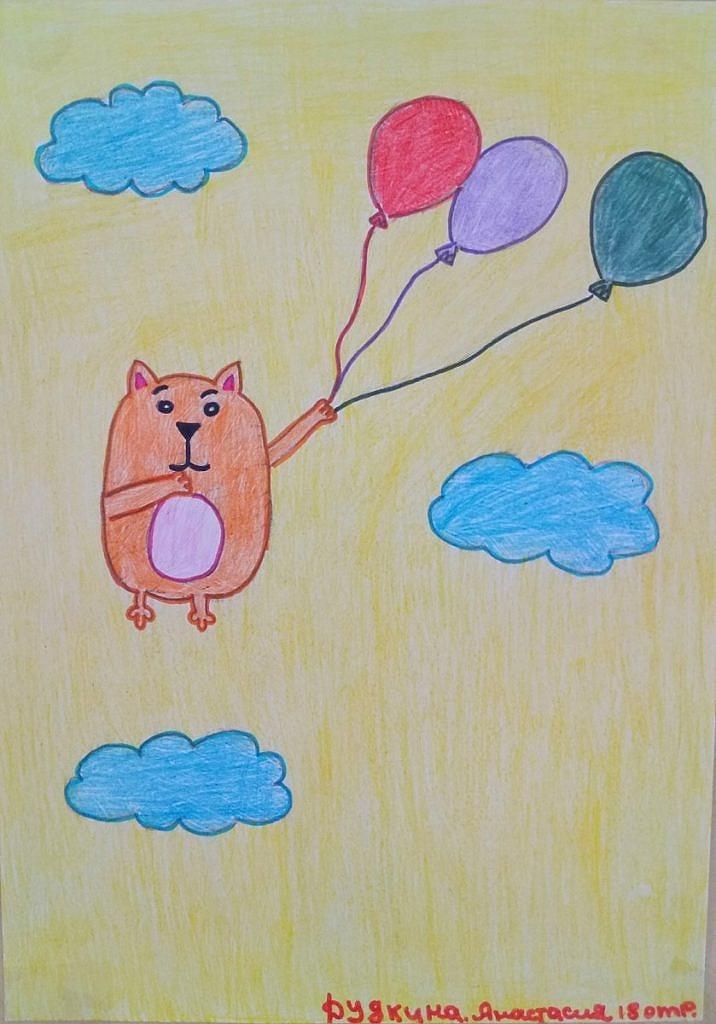 Картинки для 4 класса на свободную тему, ежиками