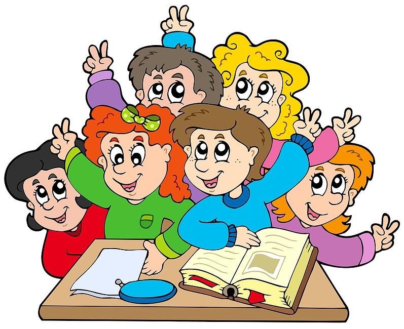 Картинки о школе и учениках анимация