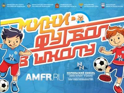 «Мини-футбол – в школу!»